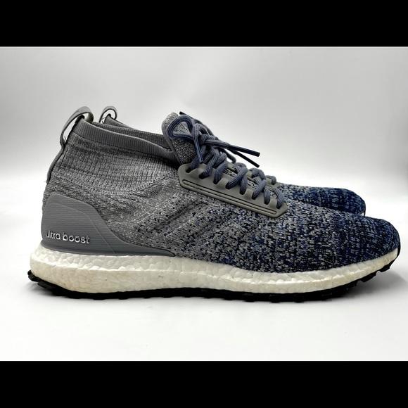 Adidas Men Size 9.5 Ultra Boost Mid ATR Men Shoes